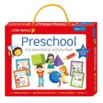 Little Genius Activity Case - Preschool