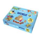 Factivity World Explorer Book & Jigsaw