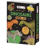 FACTIVITY DINOSAURS BOOK & KIT