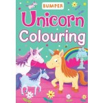 Bumper Unicorn Colouring