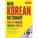 Mini Korean Dictionary: Korean-English English-Korean