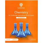Cambridge International AS & A Level Chemistry Coursebook with Digital Access (2 Years) 3rd Edition