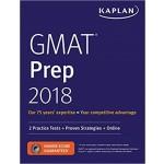KAPLAN GMAT PREP 2018