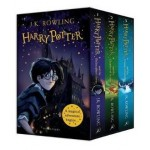 HARRY POTTER 1-3 BOX SET: A MAGICAL ADVENTURE BEGIN