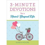 3-MINUTE DEVO FOR A HEART-SHAPED LIFE