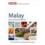 Berlitz Phrase Book & Dictionary Malay