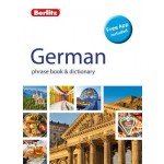 Berlitz Phrase Book & Dictionary German