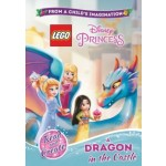 Chapter Book Lego Princess Dragon in the Castle (HB)
