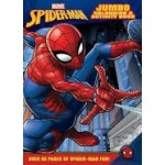 SPIDER-MAN Jumbo Colouring & Activity Book