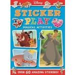 Disney Sticker Play Magical Activities