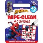 MARVEL SPIDER-MAN WIPE-CLEAN ACTIVITIES