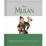 DISNEY PRINCESS MULAN PLATINUM COLLECTIO
