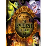 DISNEY VILLAINS THE EVILEST OF THEM ALL