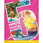 DISNEY PRINCESS: 5-MINUTE STORIES
