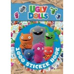 UGLY DOLLS - 1000 STICKER BOOK