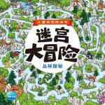 儿童视觉挑战书·迷宫大冒险:丛林探秘
