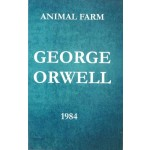 George Orwell 2 in 1 Classics - Animal Farm & 1984