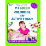 P-COLOURING & ACTIVITY BOOK:GREEN
