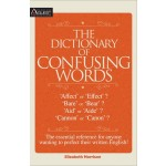 THE DICTIONARY OF CONFUSING WORDS