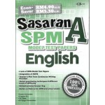 SASARAN A KERTAS MODEL SPM ENGLISH