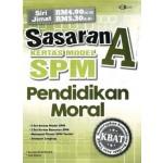 SASARAN A KERTAS MODEL SPM P MORAL