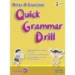 Tahun 5 Notes & Exercises Quick Grammar Drill English