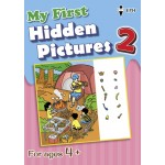 My First Hidden Pictures - Book 2