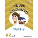 K2 I Love Learning Maths