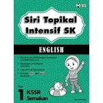 Tahun 1 Siri Topikal Intensif English