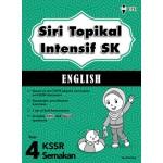 Tahun 4 Siri Topikal Intensif English
