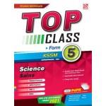 TINGKATAN 5 TOP CLASS SCIENCE