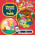 Didi & Friends: Nenek yang Besar & Pelik (Buku AR 3D)