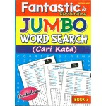 F&E JUMBO WORD SEARCH 3
