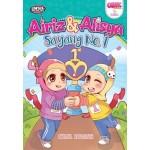 AIRIZ & ALISYA: SAYANG NO 1