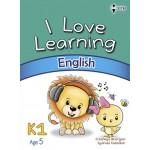 I Love Learning English K1