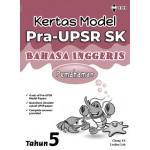 Tahun 5 Kertas Model Pra-UPSR Bahasa Inggeris-Pemahaman