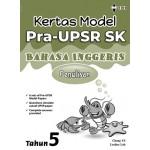 Tahun 5 Kertas Model Pra-UPSR Bahasa Inggeris-Penulisan