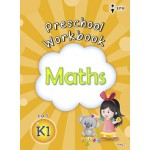 K1 Buku Kerja Prasekolah Mathematic
