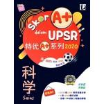 UPSR Skor  A+ dalam UPSR Sains