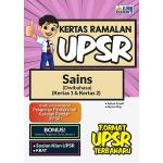 UPSR Kertas Ramalan Sains