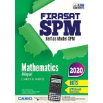 FIRASAT SPM KERTAS MODEL SPM MATHEMATICS (BILINGUAL)