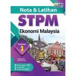 NOTA & LATIHAN  STPM EKONOMI MALAYSIA SEMESTER 3