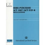 HIRE PURCHASE ACT 1967 (15/09/11)