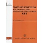 GOODS AND SERVICES TAX ACT (ACT 762)