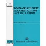 TOWN AND COUNTRY PLANNING ACT 1976