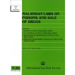 MALAYSIAN LAWS ON POISONS (10 MAY 2019)