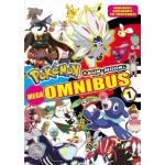 Pokemon Sun and Moon Mega Omnibus 1