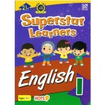 SUPERSTAR LEARNERS-ENGLISH 1