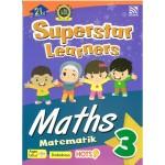 SUPERSTAR LEARNERS-MATHEMATICS/MATEMATIK 3 (DWIBAHASA)