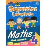 SUPERSTAR LEARNERS-MATHEMATICS/MATEMATIK 4 (DWIBAHASA)